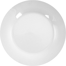 Πιάτο ρηχό πορσελάνης MASTER CHEF Φ18cm (6τεμ.)