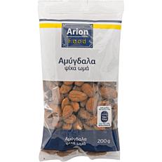 Αμύγδαλα ARION FOOD ψίχα, ωμά (200g)