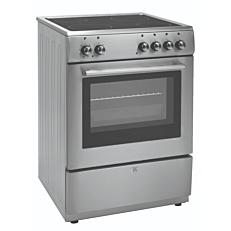 Κουζίνα SELTEN inox κεραμική αερόθερμη 65lt