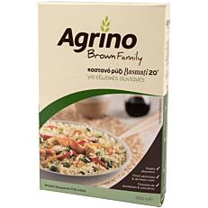 Ρύζι AGRINO basmati καστανό (500g)