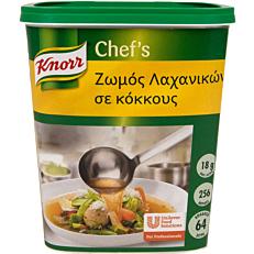 Ζωμός KNORR λαχανικών σε κόκκους (1,15kg)