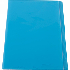 Ντοσιέ σουπλ Α4 PP 60 θέσεων μπλε