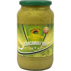 Σάλτσα EL SABOR Guacamole dip (1lt)