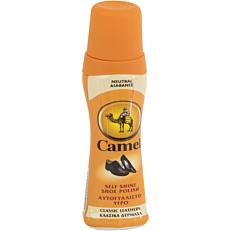Βερνίκι παπουτσιών CAMEL διαφανές, υγρό (75ml)