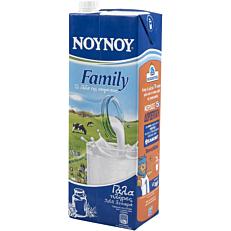Γάλα ΝΟΥΝΟΥ Family υψηλής παστερίωσης πλήρες 3,6% λιπαρά (1,5lt)