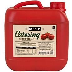 Κέτσαπ KYKNOS catering (4,5kg)