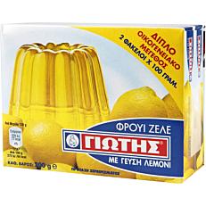 Φρουί ζελέ ΓΙΩΤΗΣ με γεύση λεμόνι (200g)