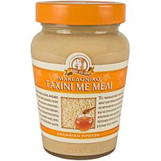Ταχίνι ΜΑΚΕΔΟΝΙΚΟ με μέλι (350g)