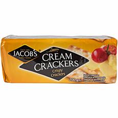 Κράκερ JACOBS με κρέμα (200g)