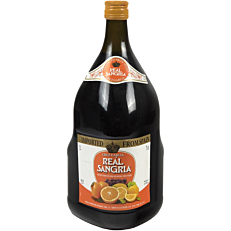 Οίνος ερυθρός Reál Sangria CRUZ GARCIA ημίγλυκος (1,5lt)