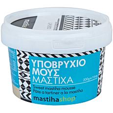 Μαστίχα MEDITERRA mousse υποβρύχιο (200g)