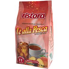 Τσάι RISTORA στιγμιαίο με άρωμα ροδάκινο (1kg)