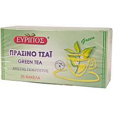 Τσάι EVRIPOS πράσινο (25x1,5g)