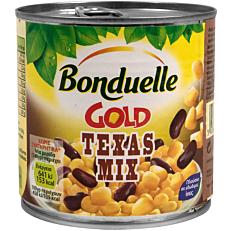 Κονσέρβα BONDUELLE ανάμεικτα λαχανικά texas mix gold (340g)