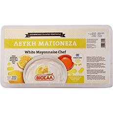Μαγιονέζα σεφ ΒΙΟΣΑΛ (2kg)