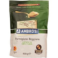 Τυρί AMBROSI παρμεζάνα τριμμένη (100g)