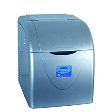 Παγομηχανή COLORATO ασημί 15kg