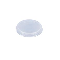 Καπάκια PS διαφανή για μπολ 180gr (100τεμ.)