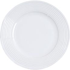 Πιάτο ρηχό πορσελάνης MASTER CHEF Nefeli Φ27cm
