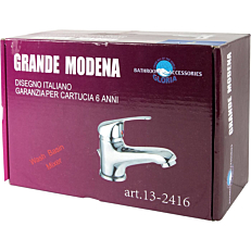 Μπαταρία νεροχύτη Modena New