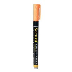 Μαρκαδόροι SECURIT υγρής κιμωλίας μαύρου πίνακα σε διάφορα χρώματα small A (4τεμ.)