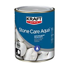 Βερνίκι KRAFT Stone Care Aqua πέτρας, ακρυλικό (750ml)