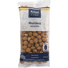 Φυστίκια ARION FOOD Χουανίτα (200g)