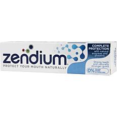 Οδοντόκρεμα ZENDIUM complete protection (18x75ml)