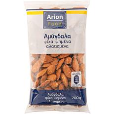 Αμύγδαλα ARION FOOD ψίχα, ψημένα, αλατισμένα (200g)