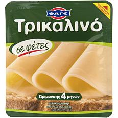 Τυρί ΤΡΙΚΑΛΙΝΟ ημίσκληρο σε φέτες (200g)
