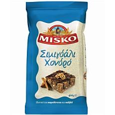 Σιμιγδάλι MISKO χονδρό σκληρού σιταρίου (400g)
