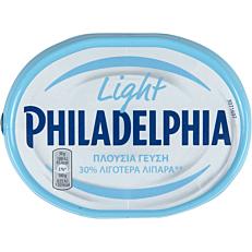 Τυρί αλειφόμενο PHILADELPHIA light soft (200g)