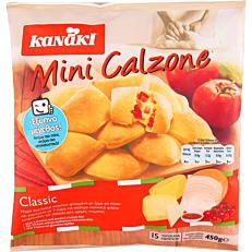 Calzone KANAKI mini classic κατεψυγμένο (450g)