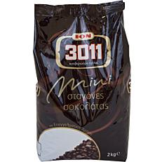 Σταγόνες ION 3011 mini σοκολάτας (2kg)