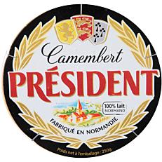 Τυρί PRESIDENT camembert (250g)