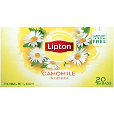 Αφέψημα LIPTON χαμομήλι (20x1g)