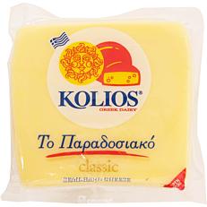 Τυρί KOLIOS ημίσκληρο παραδοσιακό (400g)