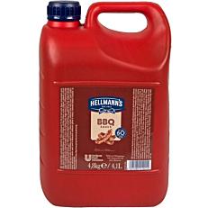 Σάλτσα HELLMANN'S BBQ (4,8kg)
