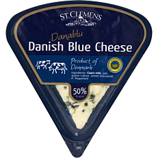 Τυρί ST. CLEMENS blue cheese Δανίας (100g)
