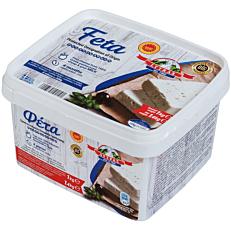 Τυρί ΛΥΤΡΑΣ ΠΟΠ φέτα (1Κg)