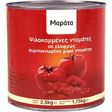 Τομάτα ΜΑΡΑΤΑ ψιλοκομμένη (1,75kg)