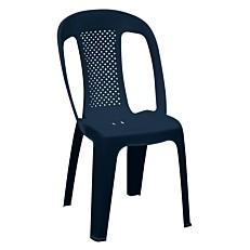 Καρέκλα πλαστική χωρίς μπράτσα σε διάφορα χρώματα