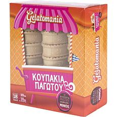 Κουπάκια GELATOMANIA (18τεμ.)