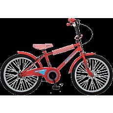 """Ποδήλατο BMX EXTREME 18"""" κόκκινο"""
