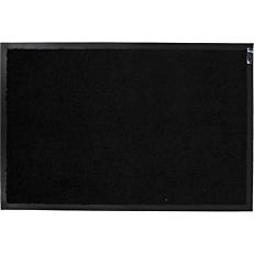 Ποδόμακτρο μαύρο 60x90cm