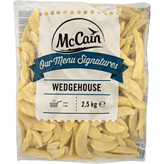 Πατάτες MCCAIN wedgehouse κατεψυγμένες (4x2,5kg)