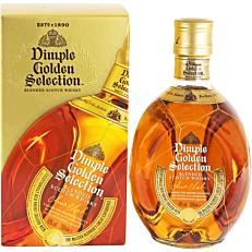 Ουίσκι DIMPLE Gold Selection (700ml)