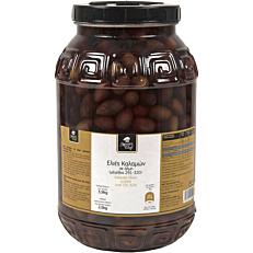 Ελιές MASTER CHEF καλαμών No.291-320 (2,5kg)