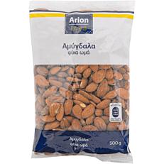 Αμύγδαλα ARION FOOD ψίχα, ωμά (500g)