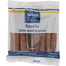 Κανέλα ARION FOOD ξύλο (50g)